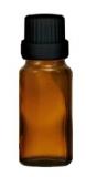 Braunglasflasche 10 ml - Leer