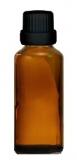 Braunglasflasche 30 ml - Leer