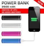 Powerbank 2600mAh