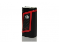 Steamax Alien 220 Watt - schwarz-rot
