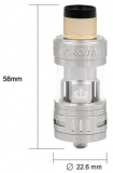 Uwell Crown 3 Mini Clearomizer - Silber